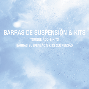 Barras de suspensión Ryme Automotive