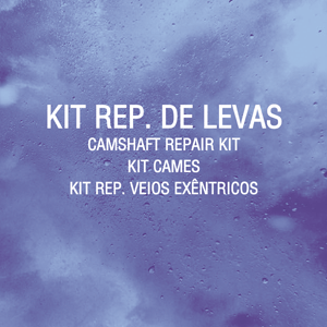 Kit rep. de levas Ryme Automotive