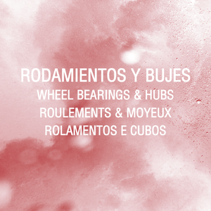Rodamientos y bujes Ryme Automotive