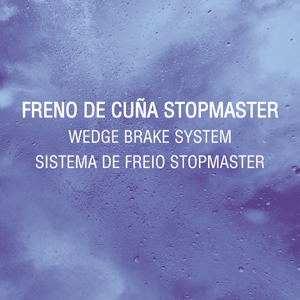 Freno de cuña Stopmaster Ryme Automotive