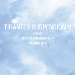 Tirantes suspensión V Ryme Automotive